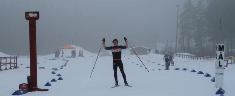 Triatlon-debut med suksess!