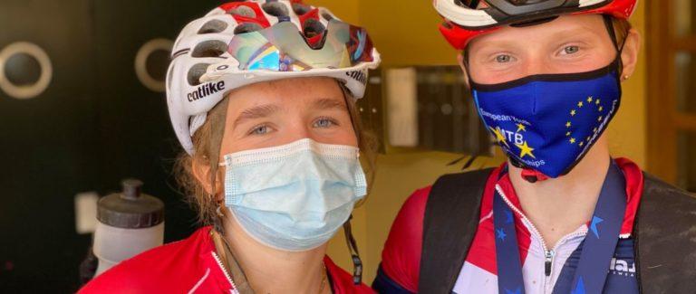 Karoline og Emil August med i ungdoms-EM